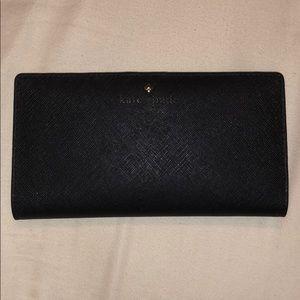 Black Stacy Kate Spade Wallet